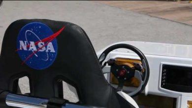 Le surprenant buggy autonome de la NASA