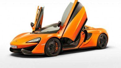 Photo de 570S : une « petite » McLaren pour élargir la gamme