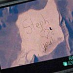 Le message d'amour d'une fille à son père astronaute