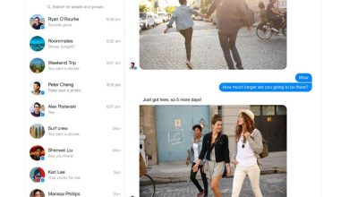 Photo de Messenger.com : la messagerie de Facebook arrive en mode web