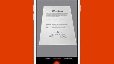 Photo de Microsoft : Office Lens arrive sur iOS et Android