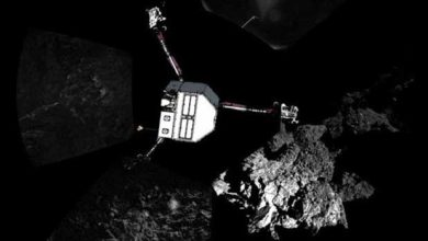 Photo de Mission Rosetta : Philae reste muet