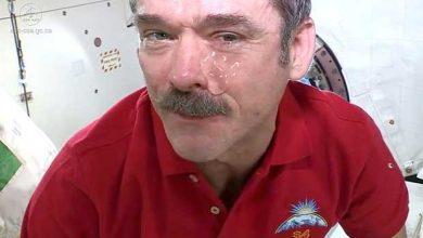 NASA : peut-on pleurer dans l'espace ?