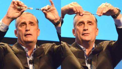Photo de RealSense : Intel travaille sur une version plus petite pour smartphones