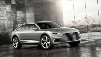 Photo de Salon de Shanghai : encore un concept-car pour Audi