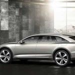 Salon de Shanghai : encore un concept-car pour Audi