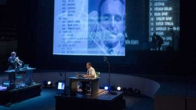 Photo de The Demo : un opéra sur la vie du pionnier de l'informatique Doug Engelbart