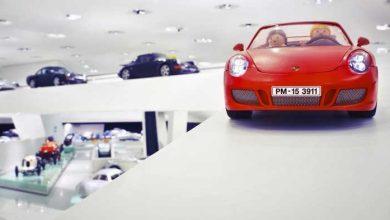 Photo de Une Porsche 911 Carrera S pour Playmobil