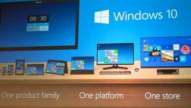 Windows 10 : lancement au mois de juillet ?
