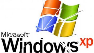 Photo of Windows XP résiste toujours !