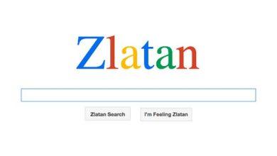 Photo de zlaaatan.com : un moteur de recherche qui mêle Google et Zlatan Ibrahimovic
