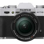 X-T10 : nouvel appareil photo à objectif interchangeable chez Fujifilm