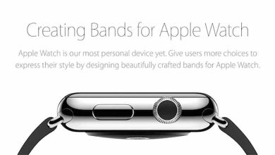 Photo of Apple : lancement du programme « Made For Apple Watch »