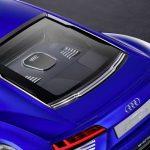 Audi : le concept d'une R8 électrique et autonome