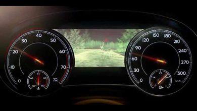 Photo de Bentley : l'intérieur du SUV Bentayga se dévoile en vidéo