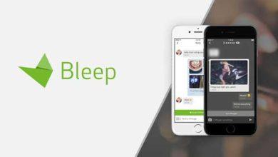 Photo de BitTorrent : une fonctionnalité similaire à Snapchat pour Bleep