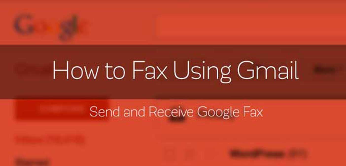 Comment envoyer un fax avec Gmail ?