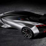 Peugeot : 0 à 100 km/h en 1,73 seconde pour le concept Vision GT