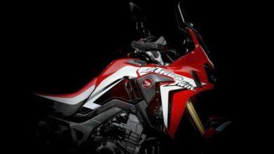 Photo de CRF1000L : Honda dévoile les premières photos de la nouvelle Africa Twin