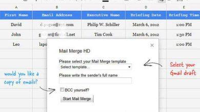 Gmail : comment fusionner des e-mails ?