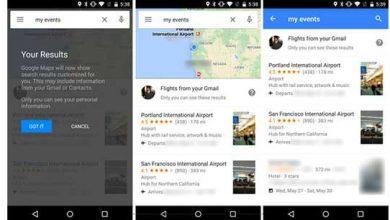 Photo de Gmail : Google Maps à la recherche d'informations