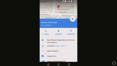 Photo de Google Maps : toutes ses fonctionnalités disponibles offline