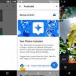 Des captures d'écran révèlent la nouvelle appli « Photos » de Google