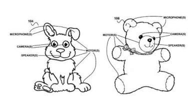Photo of Google : un brevet pour des peluches intelligentes et connectées