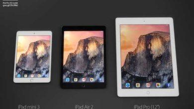 Photo of iPad Pro : pas avant 2016 ?