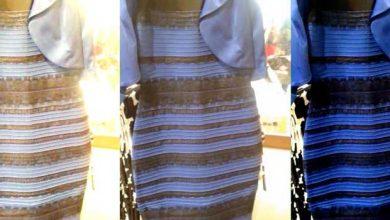 Photo of La science veut clore le débat de la robe multicolore