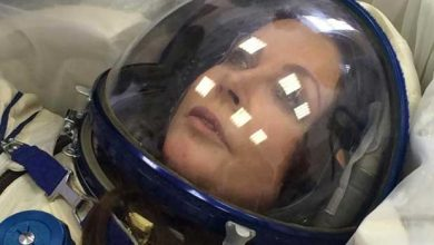 Photo of La soprano Sarah Brightman reporte son séjour à bord de l'ISS