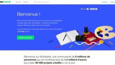 Photo de Le site de financement participatif KickStarter débarque en France