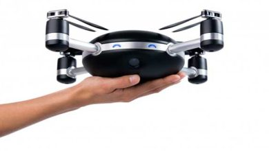Photo de Lily : un drone qui vous filme automatiquement