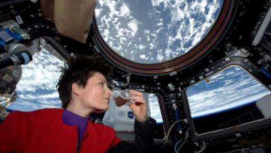 Photo of L'ISSpresso a servi son premier expresso spatial