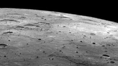 Photo de Mercure : la mission de Messenger est terminée