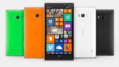 Photo de Microsoft : 2 Lumia haut de gamme avec Windows 10