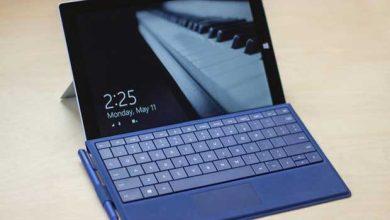 Photo of Microsoft : mission réussie pour la Surface 3