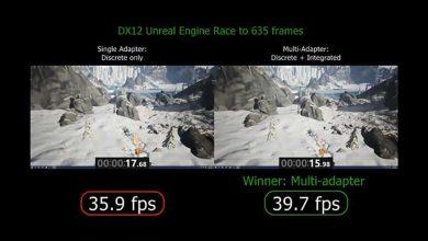 Photo of Nvidia : deux vidéos de démonstration de DirectX 12
