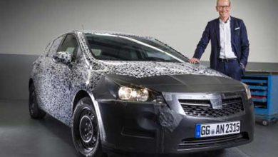 Photo de Opel : une nouvelle Astra pour le mois de septembre