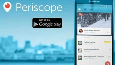 La version Android de Periscope est disponible