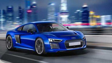 Photo de Audi dévoile le concept-car fonctionnel d'une R8 e-tron avec pilotage automatique