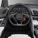Audi dévoile le concept-car fonctionnel d'une R8 e-tron avec pilotage automatique