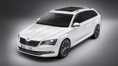 Photo de Skoda : premières images officielles de la Superb 3 Combi