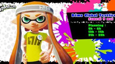 Le jeu de Nintendo «Splatoon» disponible en démo gratuite samedi