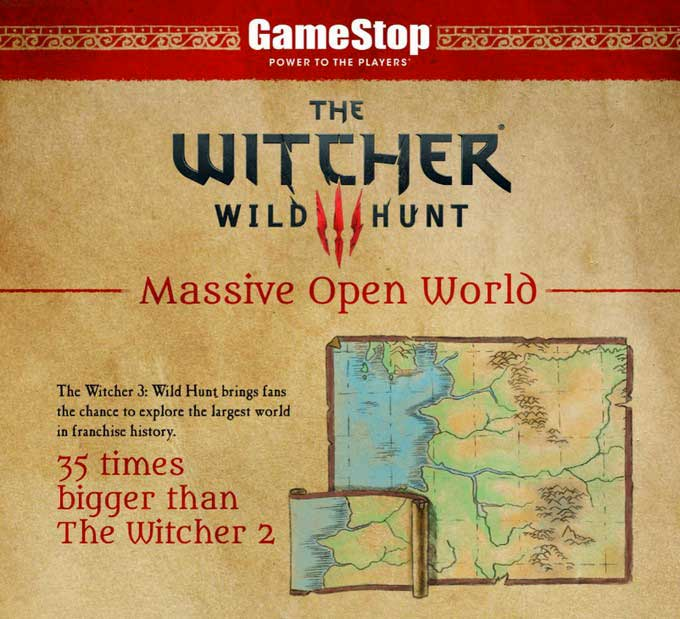 The Witcher 3 – Wild Hunt : disponibilité d'un nouveau trailer