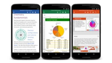 Photo of Android à enfin droit à la version finale de Microsoft Office [VIDÉO]