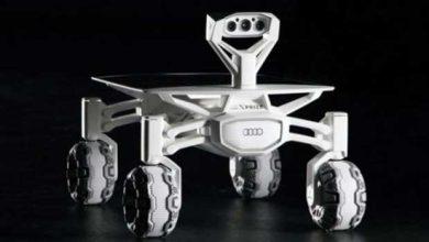 Photo de Audi : la Firme allemande veut aller sur la lune avec un Quattro
