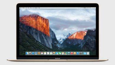 OS X : El Capitan va succéder à Yosemite