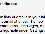 Enable multiple inboxes