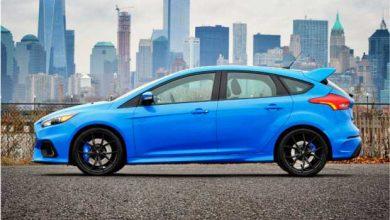 Photo de Ford : 350 ch pour la troisième Focus RS